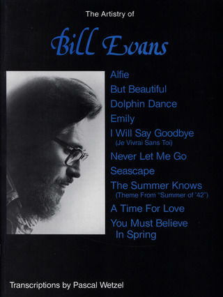 Bill Evans: The Artistry Of Bill Evans 1