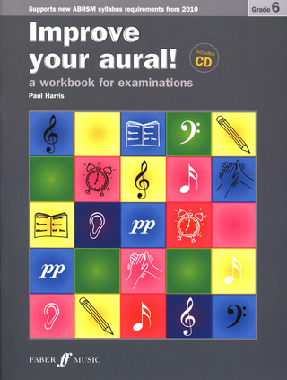 Paul Harris: Improve Your Aural Grade 6 - New Edition