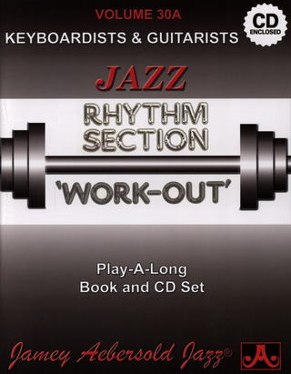 Jamey Aebersold: Rhythm Section Workout