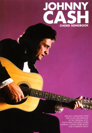 Johnny Cash: Johnny Cash – Chord Songbook