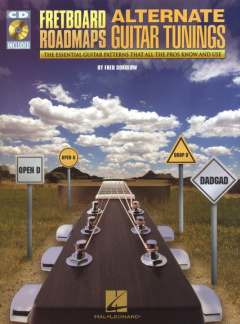 Fred Sokolow: Fred Sokolow - Fretboard Roadmaps - Alternate Guitar Tunings