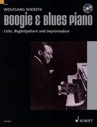 Wolfgang Wierzyk: Boogie & Blues Piano