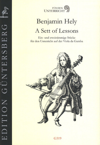 Benjamin Hely: A Sett of Lessons
