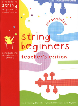 Katie Wearing: Abracadabra Strings Beginners