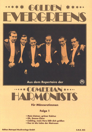 Comedian Harmonists: Golden Evergreens