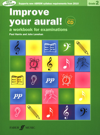 Paul Harris y otros.: Improve Your Aural Grade 2 - New Edition