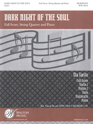 Ola Gjeilo: Dark Night of the Soul