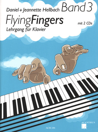 Daniel Hellbach et al.: Flying Fingers 3