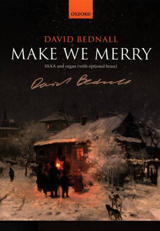 David Bednall: Make We Merry