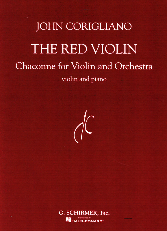 Corigliano John: The Red Violin