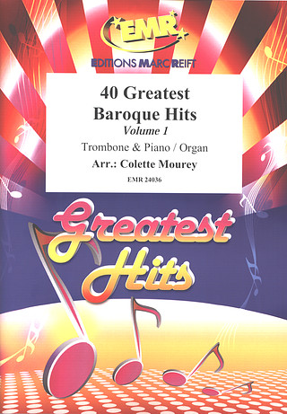 40 Greatest Baroque Hits 1