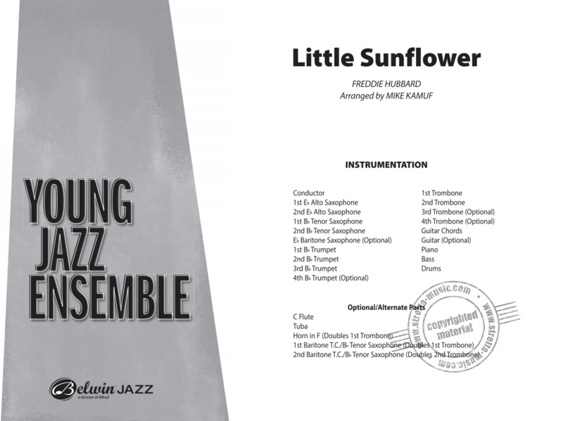 Freddie Hubbard: Little Sunflower (1)