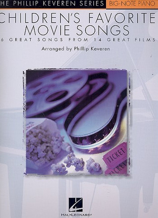 Children's Favourite Movie Songs Arr. Phillip Keveren