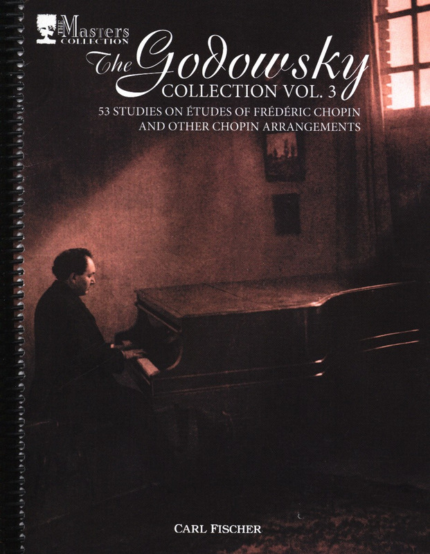 Leopold Godowsky: Collection 3 - Chopin