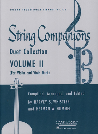 String Companions Duet Collection 2