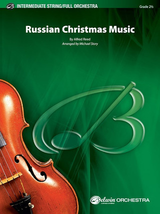 Alfred Reed: Russian Christmas Music