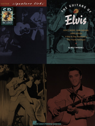Elvis Presley: Guitars Of