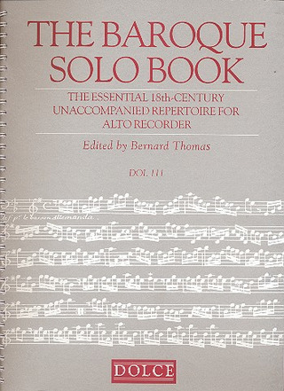 The Baroque Solo Book