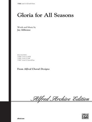 Jay Althouse: Gloria for All Seasons