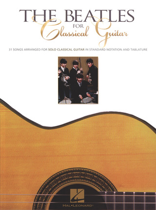 The Beatles: The Beatles For Classical Guitar