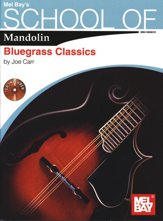 Carr Joe: School Of Mandolin - Bluegrass Classics