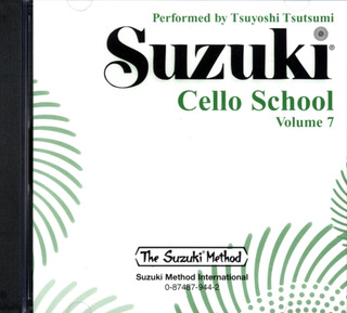 Shin'ichi Suzuki: Cello School 7