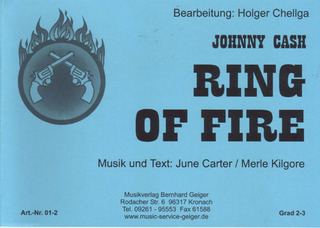 Johnny Cash: Ring Of Fire