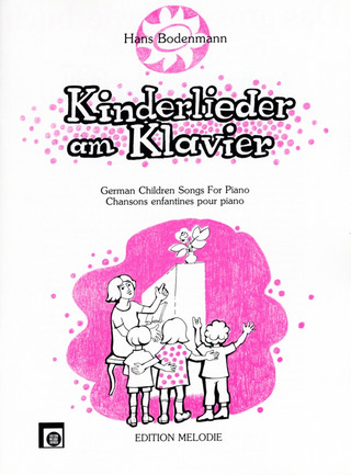 German Children Songs for Piano