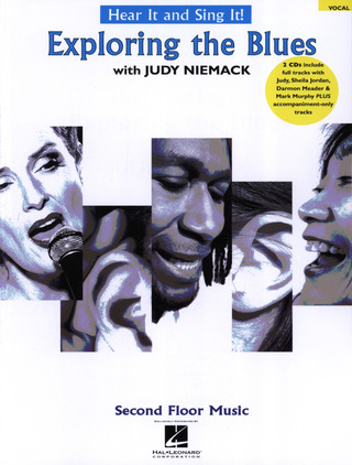 Judy Niemack: Hear It And Sing It! - Exploring The Blues