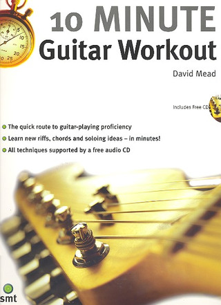 Mead David: 10 Minute Guitar Workout