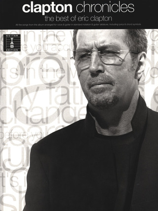 Eric Clapton: Clapton, E Chronicles The Best Of Gtr