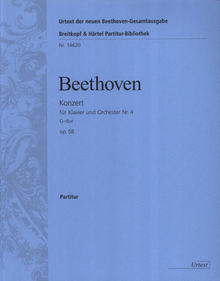 Ludwig van Beethoven: Piano Concerto No. 4 in G major op. 58
