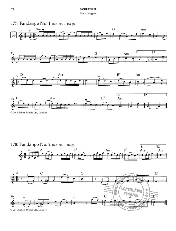 French Fiddle Tunes (4)