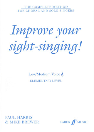 Paul Harris atd.: Improve Your Sight Singing