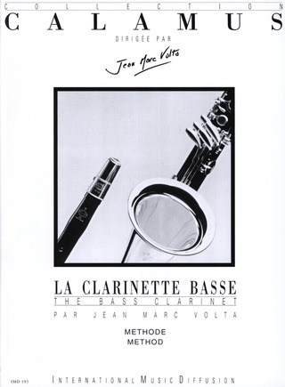 Jean Marc Volta: The Bass Clarinet