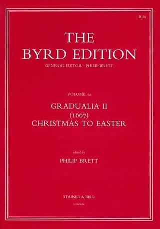 William Byrd: Gradualia II – Christmas to Easter