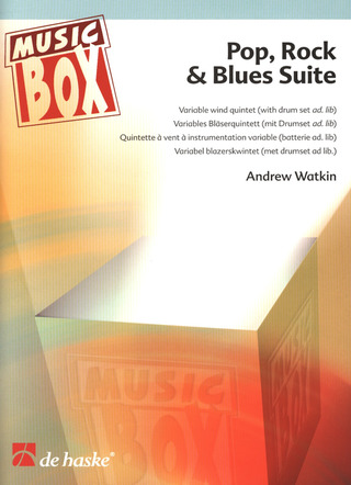 Andrew Watkin: Pop, Rock und Blues Suite