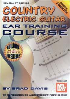 Brad Davis: Country Electric Guitar – Ear Training Course