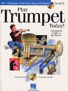 Play Trumpet Today Level 2 Bk/Cd
