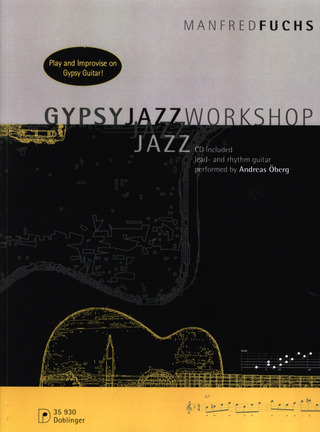 Manfred Fuchs: Gypsy Jazz Workshop