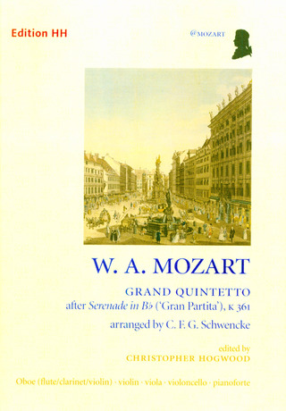 Wolfgang Amadeus Mozart: Grand Quintetto