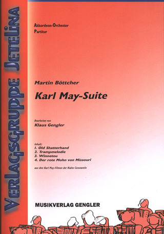 Boettcher Martin: Karl May Suite