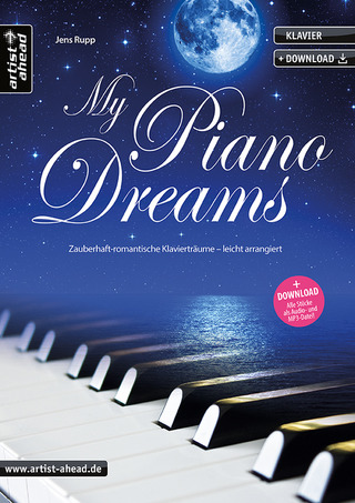 Jens Rupp: My Piano Dreams
