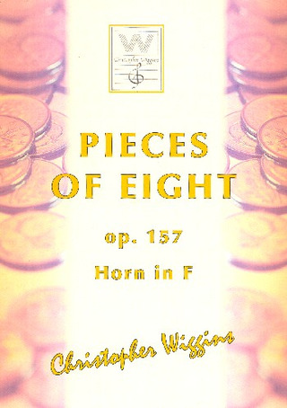 Christopher D. Wiggins: Pieces of Eight op. 157