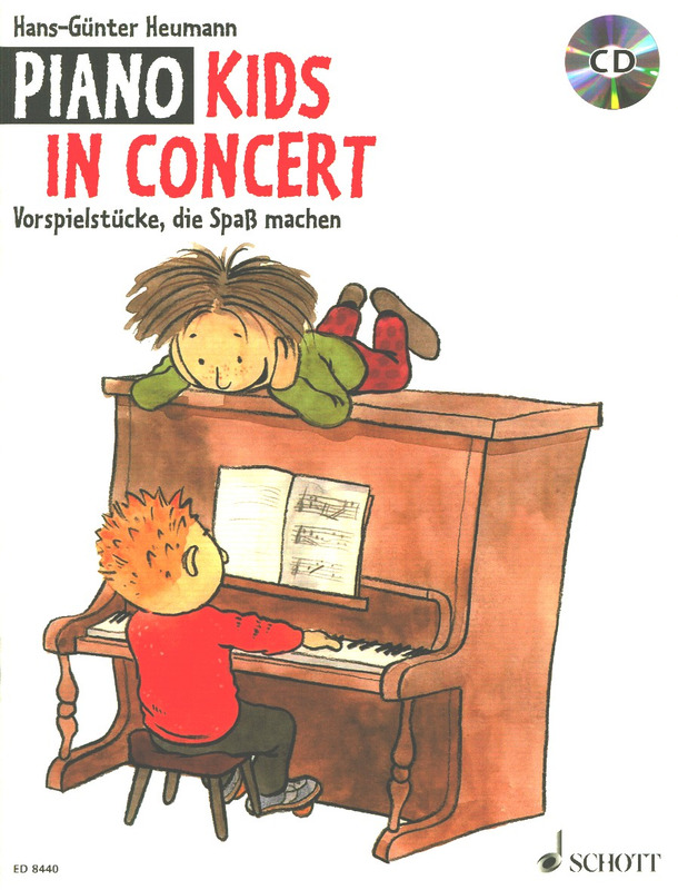 Piano Kids in Concert