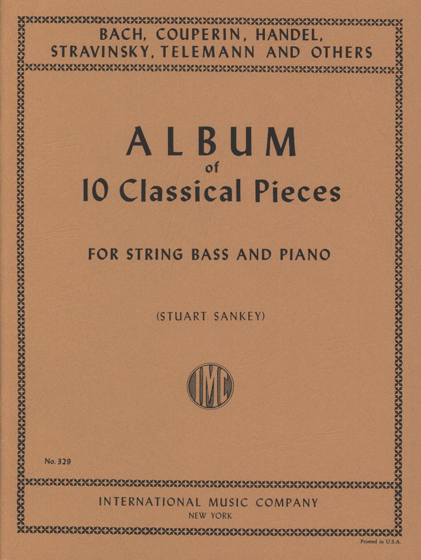 Album Of 10 Classical Pieces
