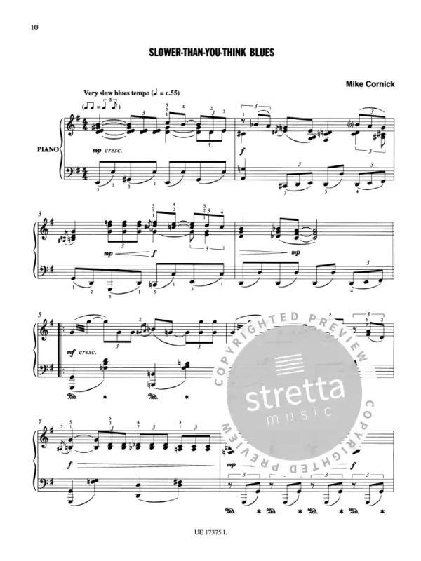 Barrelhouse Piano für Klavier from Mike Cornick | buy now in