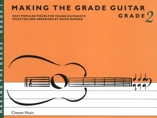 Making The Grade For Guitar Grade 2 (Burden)