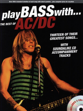 AC/DC: Play Bass With... The Best Of AC/DC