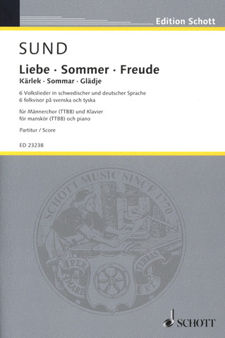 Liebe – Sommer – Freude